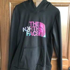 Women's The North Face hoodie size large
